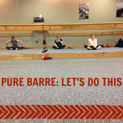 Bouncing back from baby number two with pure barre