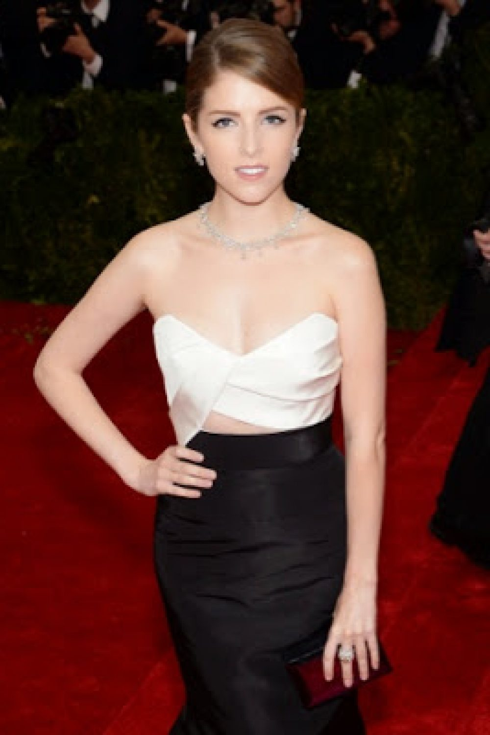 Recreate Anna Kendrick's Met Gala Look with Burt's Bees