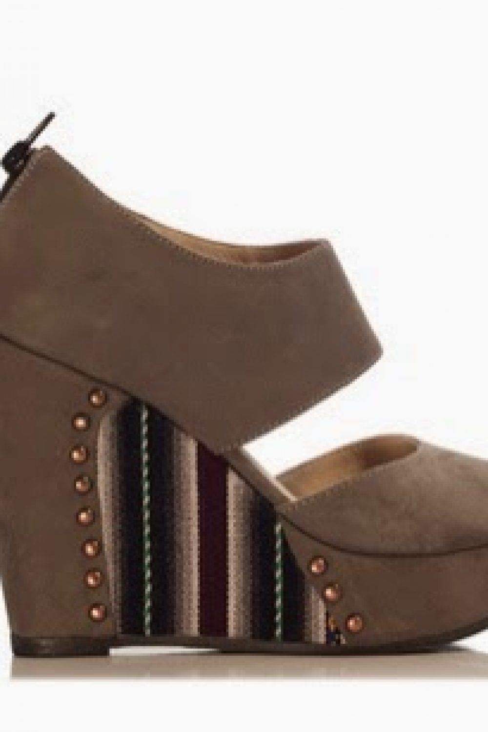 7 Days of Giveaways…Chunky Boho Wedges!