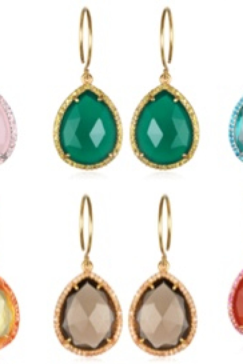 Trend to Try: Teardrop Earrings
