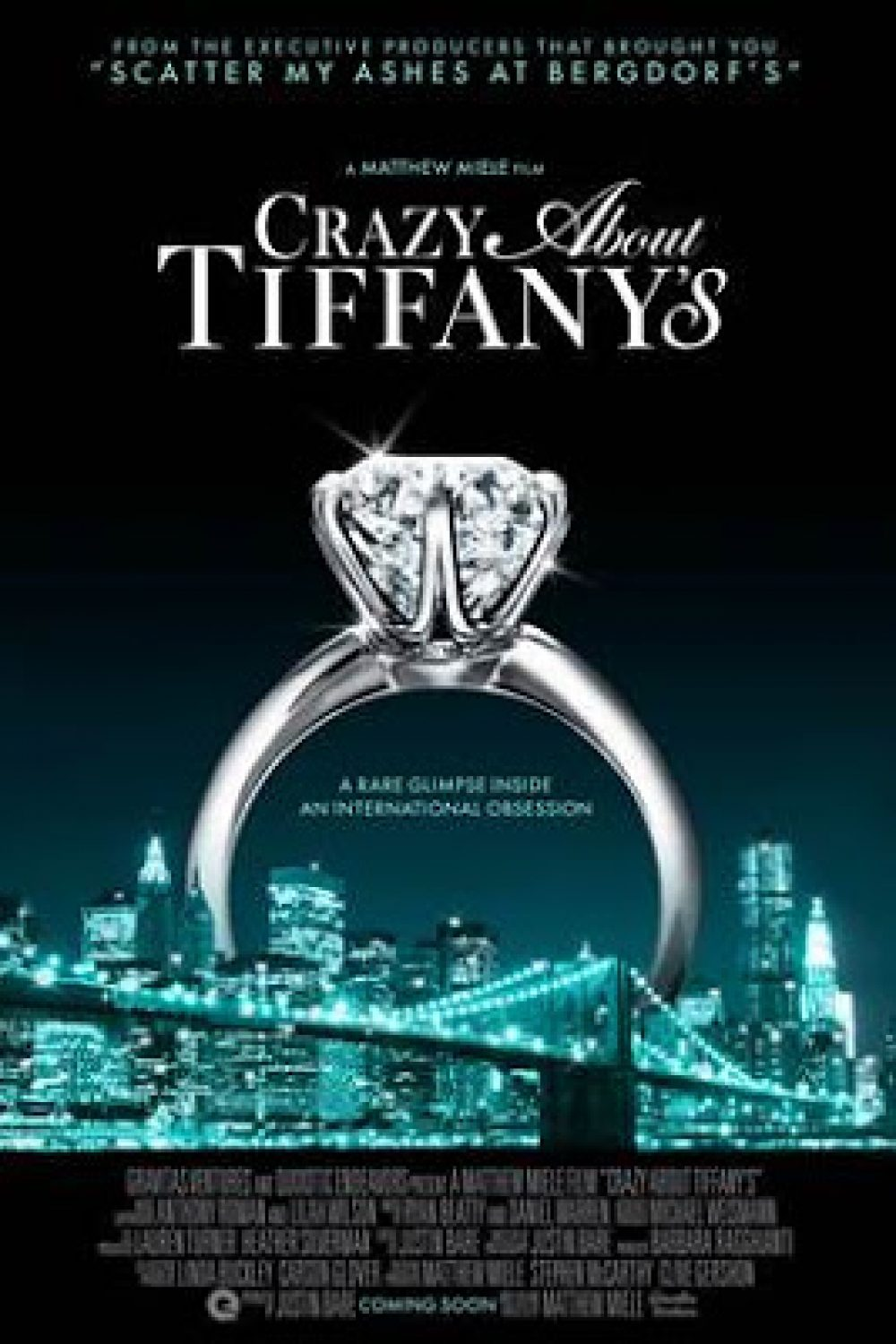 Crazy About Tiffany's: A Sparkling Documentary
