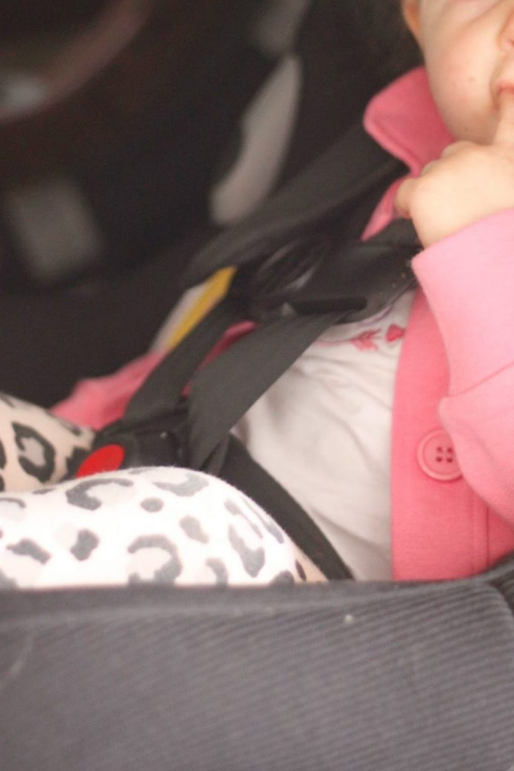 Whiny Wednesday: First-Class Car Seat