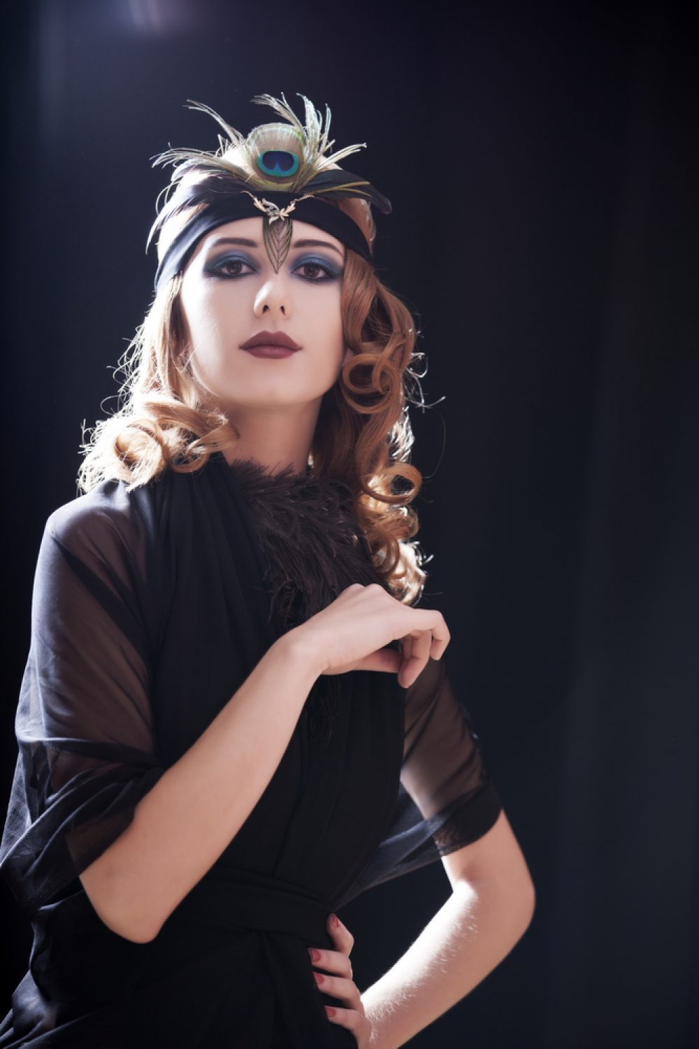 5 Short Steps To Get The Flapper Look