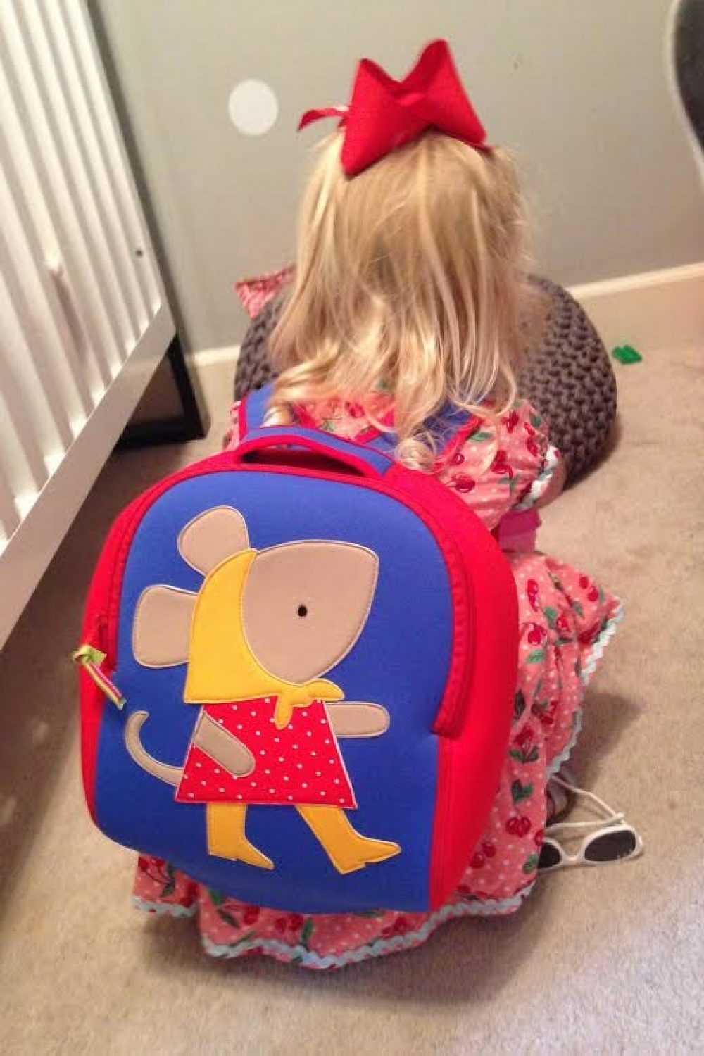 Whiny Wednesdays: Back to School Backpack