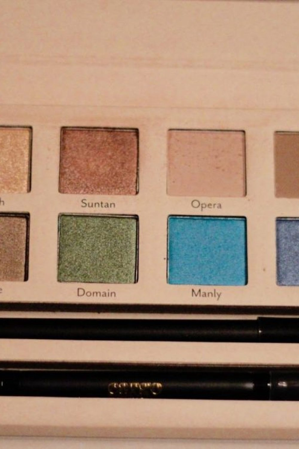 Cargo Cosmetics Land Down Under Eye Palette