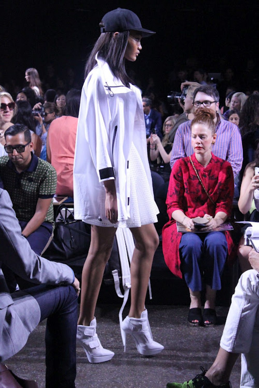 Mercedes-Benz Fashion Week: DKNY