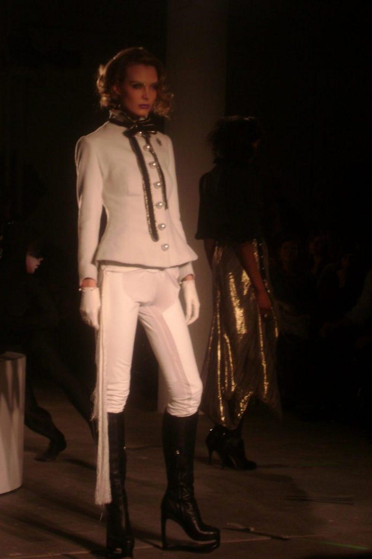 Fashion Week Day 3: Binetti