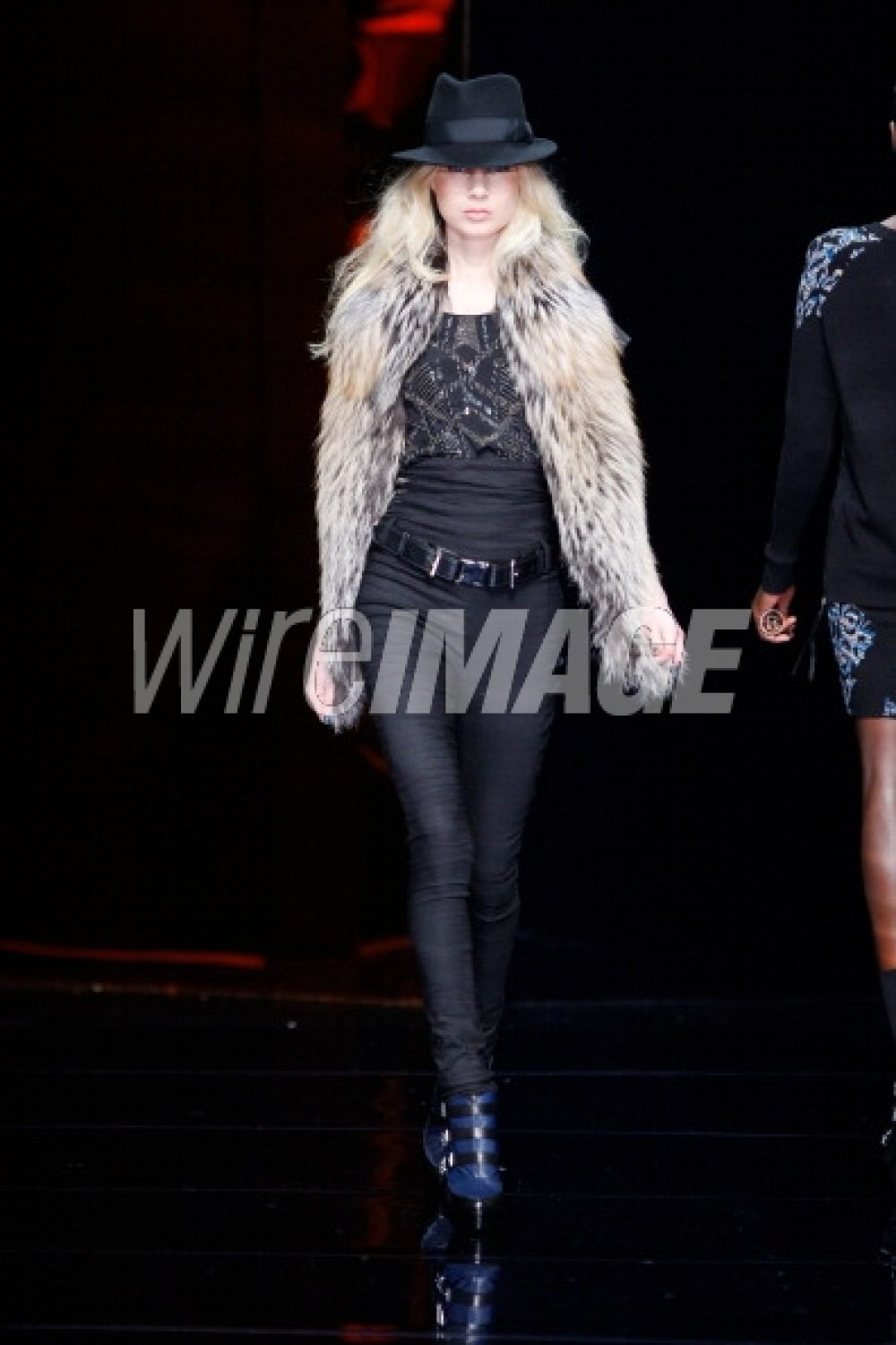 Mercedes-Benz Fashion Week F/W '13: Nicole Miller