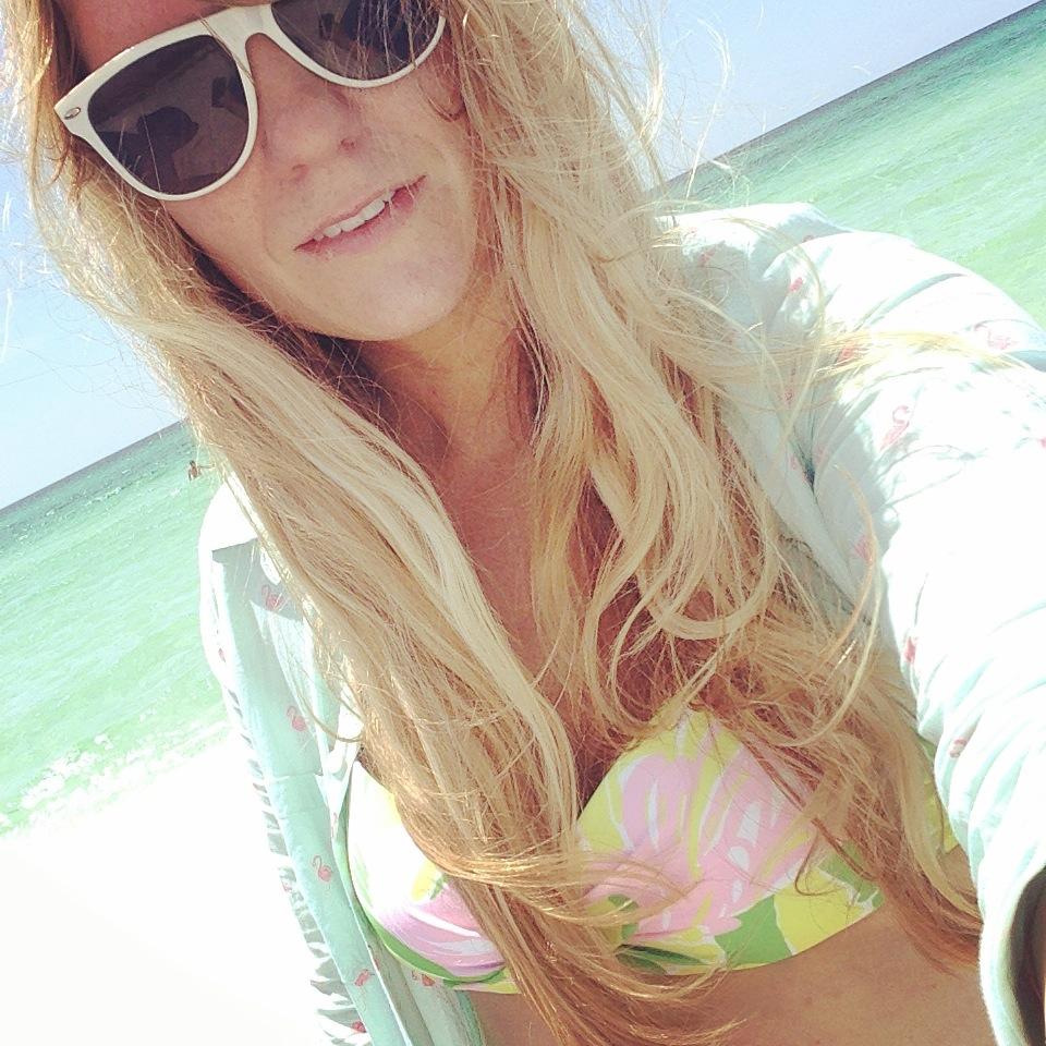 I Heart Heels Beach