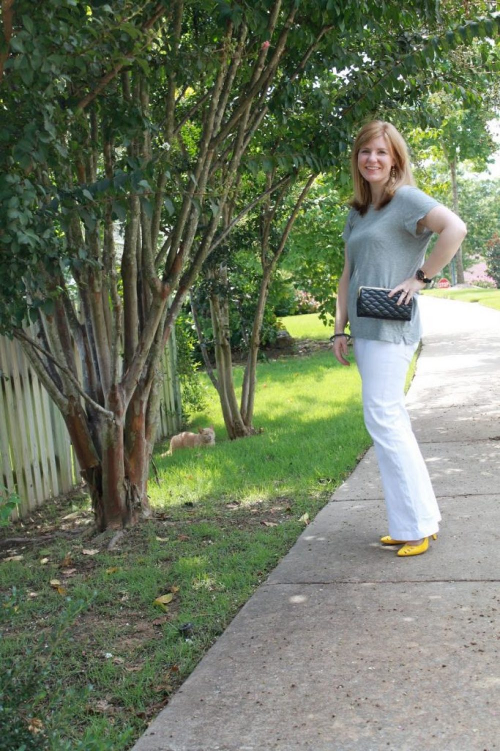 How I Wore My Heels…to Run Errands