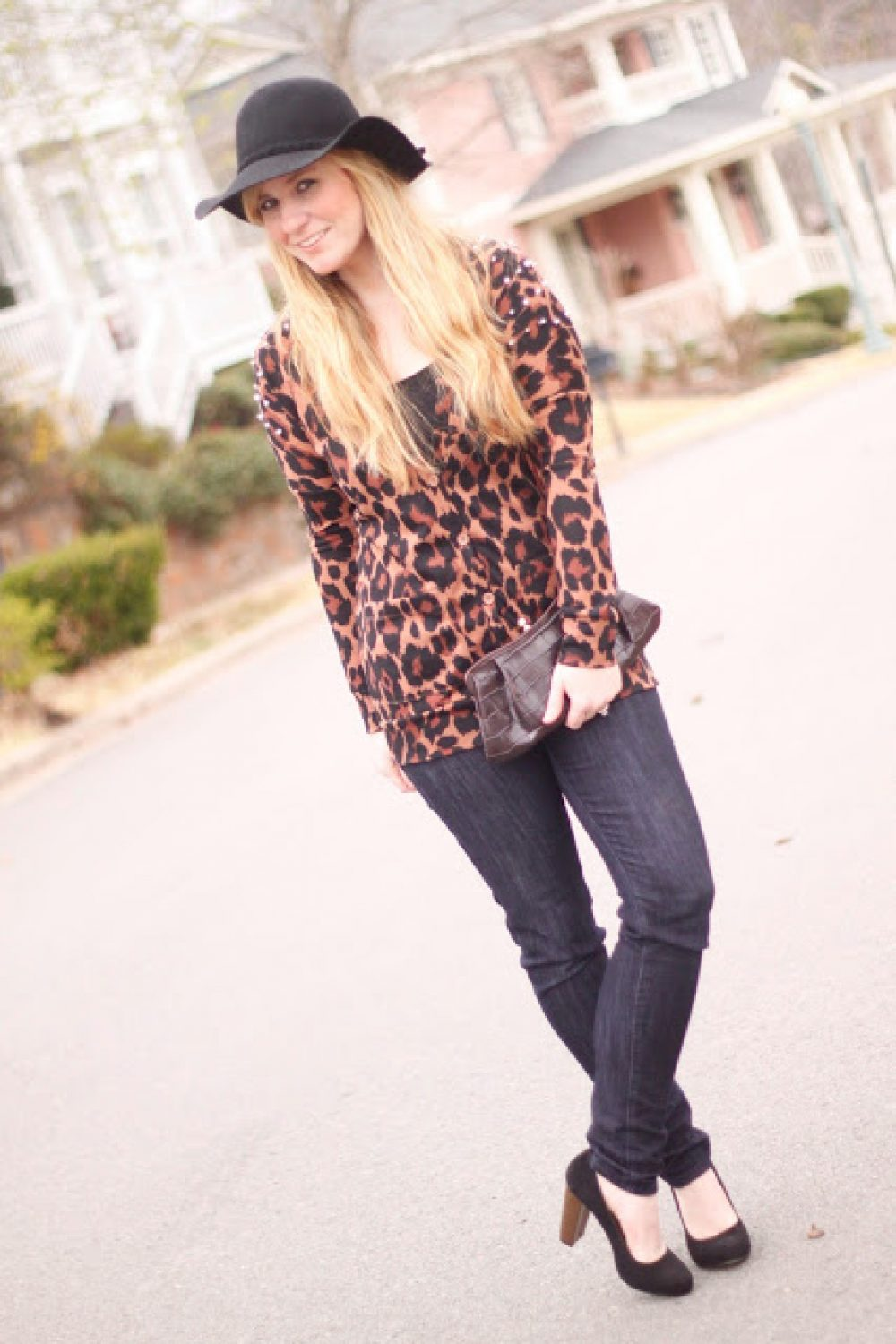 How I Wore My (Stacked) Heels…Wanna Win Some?