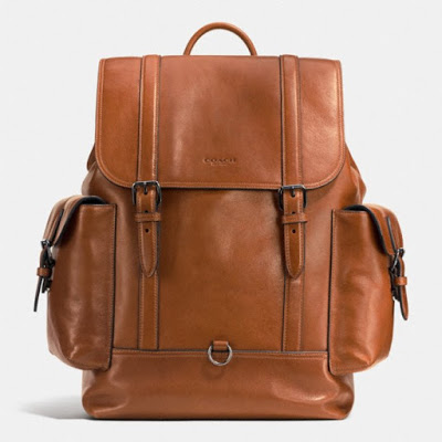 my favorite fall backpack from coach