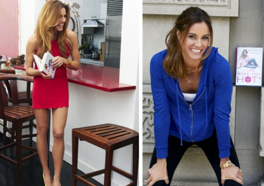 Kelly Bensimon share her favorite shoes and how to look slimmer