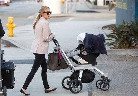 New mom Kristin Cavallari talks about Chinese Laundry shoe line and baby