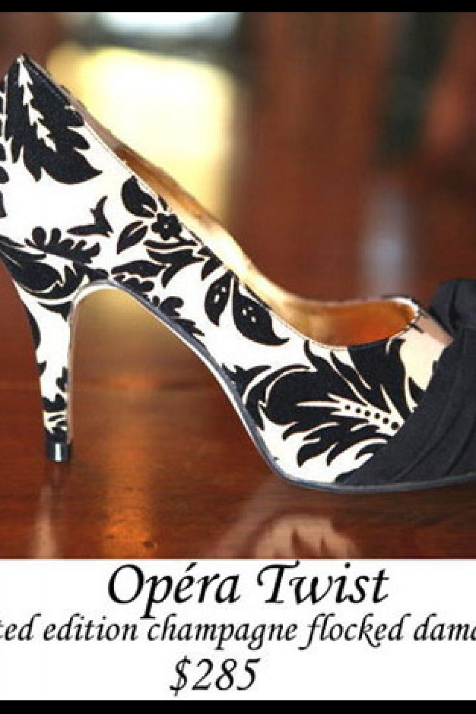 So Pretty: Ann Roth Shoes