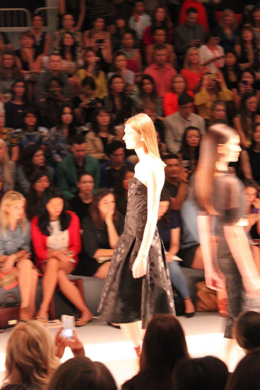 Mercedes-Benz Fashion Week: Jill Stuart