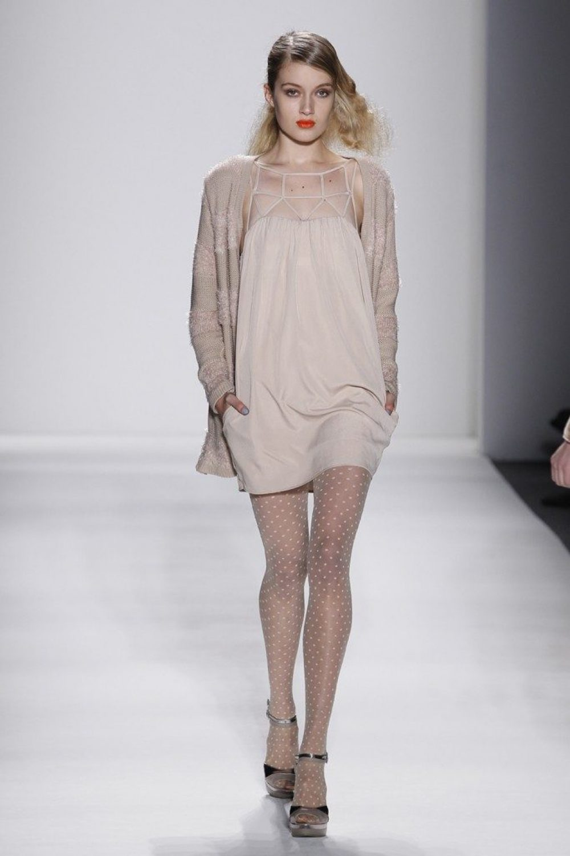 Whitney Eve: Mercedes-Benz Fashion Week F/W 2012