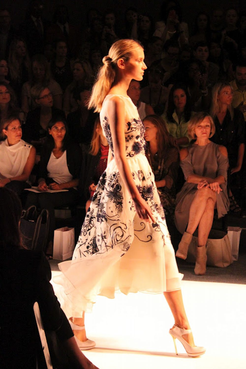 Mercedes-Benz Fashion Week: Lela Rose