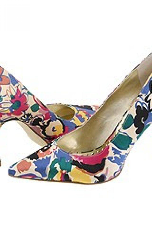 My New Fav Heels: Floral