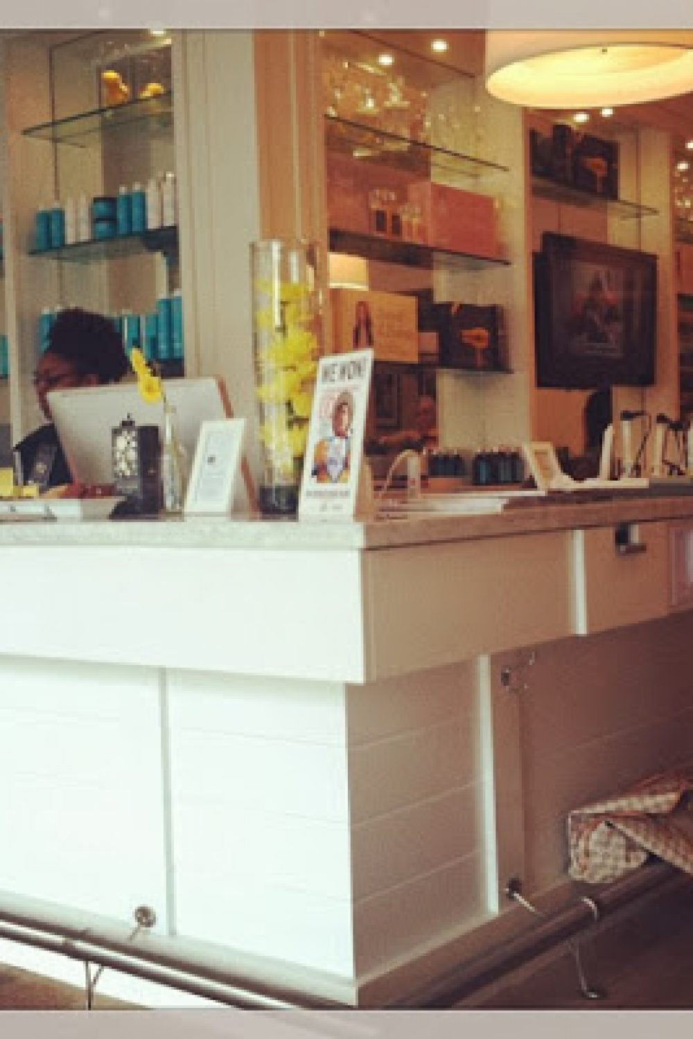 How I Styled My Hair: drybar Dallas