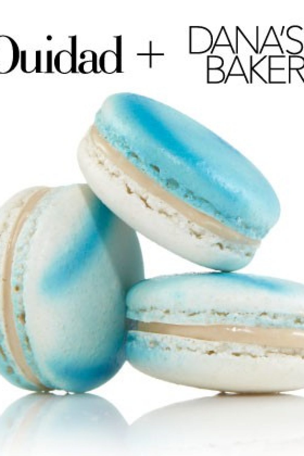 Ouidad & Macarons? Yes, Please!