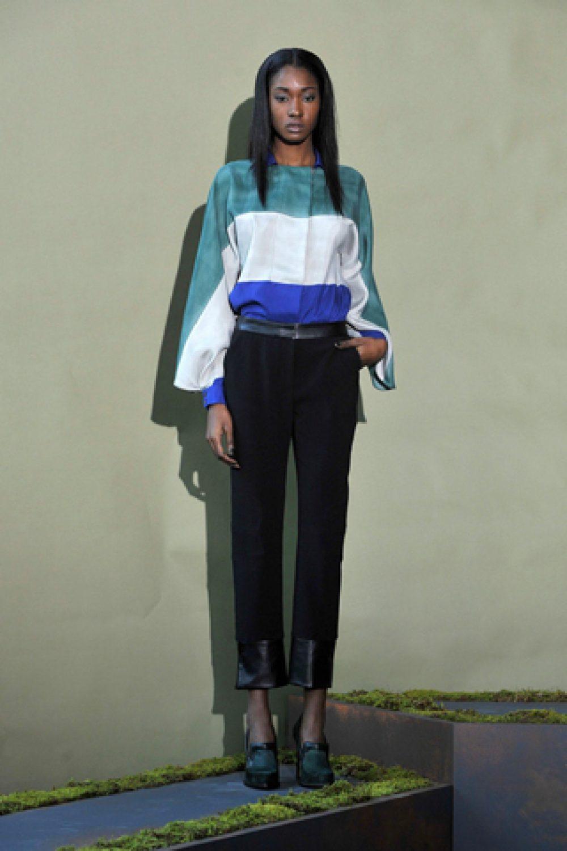 Rachel Roy: Mercedes-Benz Fashion Week F/W 2012