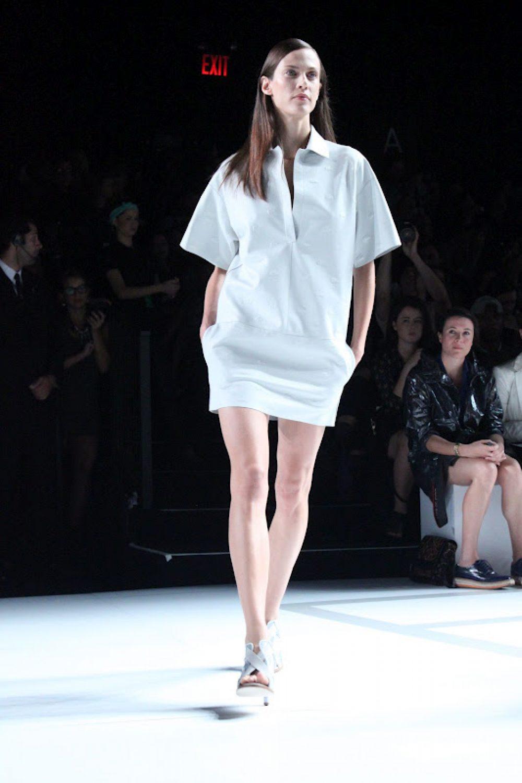 Mercedes-Benz Fashion Week: Lacoste