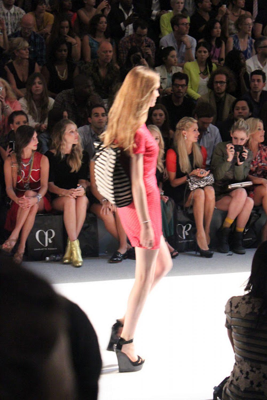Mercedes-Benz Fashion Week: Charlotte Ronson