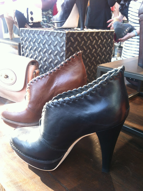 34ee7dcb852a Every girl needs a simple and classic bootie. Love the top edge braid on  these!