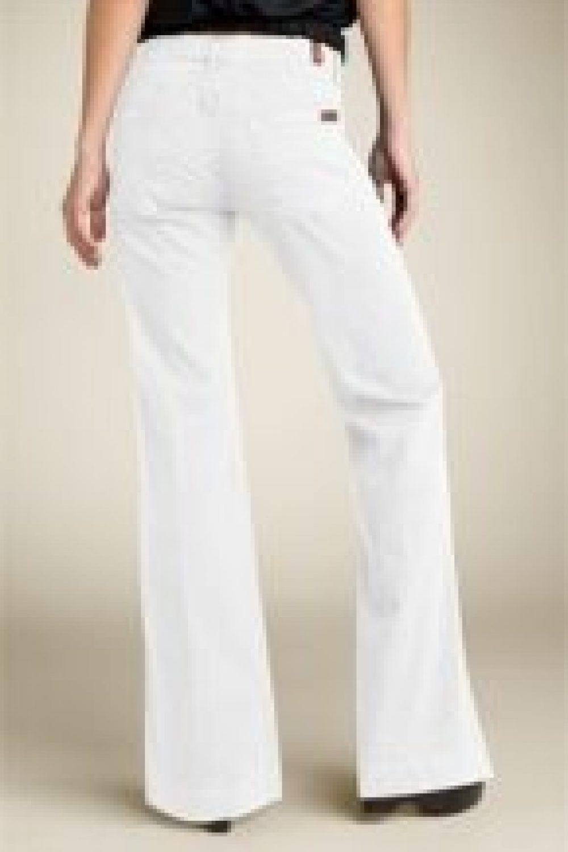 Plain White Jeans