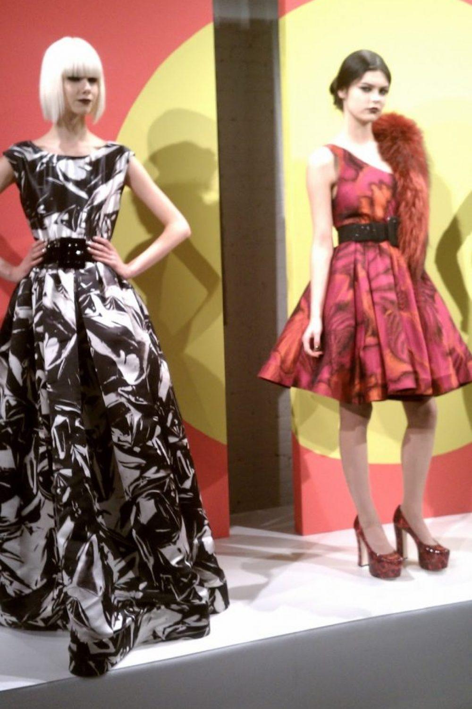 alice + olivia: Mercedes-Benz Fashion Week F/W 2012