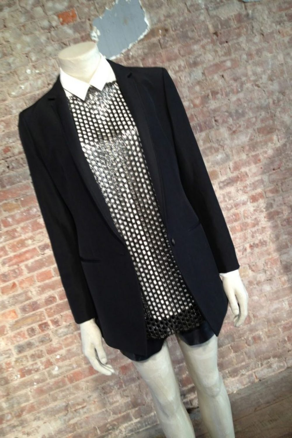 AllSaints Presents at NY Fashion Week…For the First Time! (We Heart)