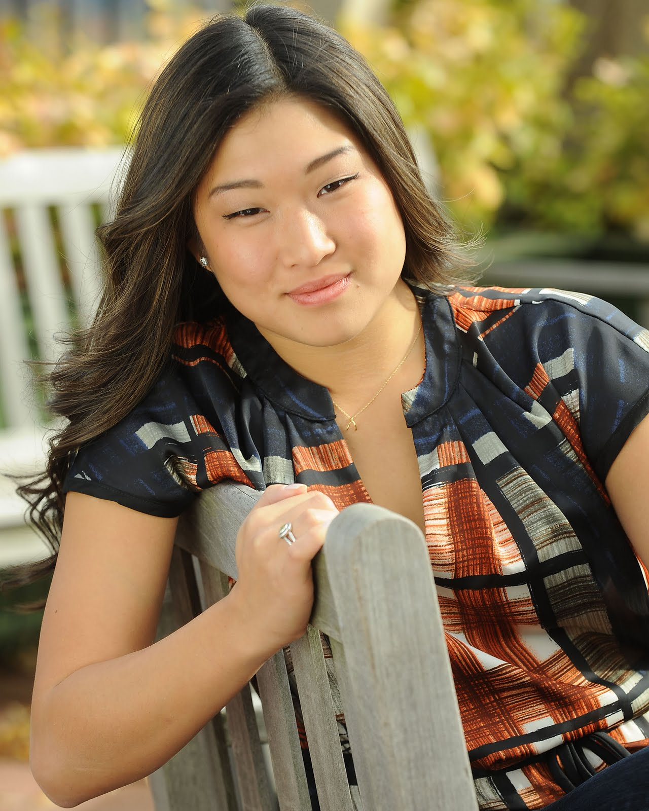 Interview with Glee actress Jenna Ushkowitz on fashion and film