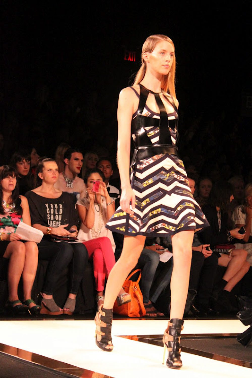 Mercedes-Benz Fashion Week: Herve Leger