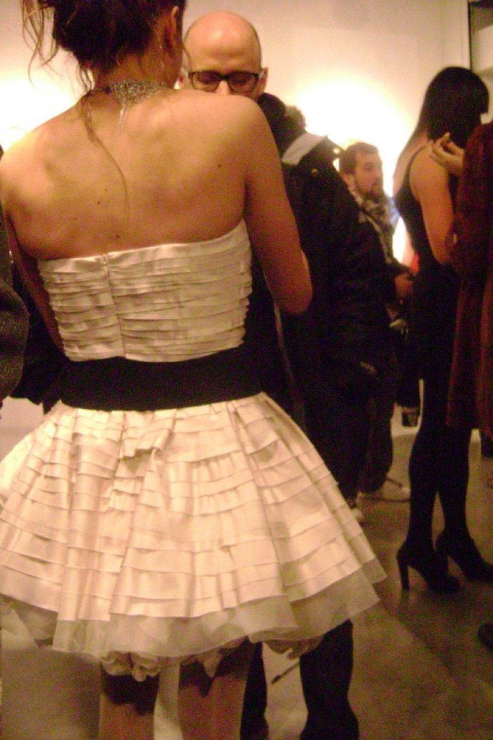 Moby at Alice + Olivia