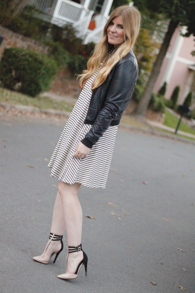 gb-striped-dres-moto-jacket-rachel-zoe-heels-3