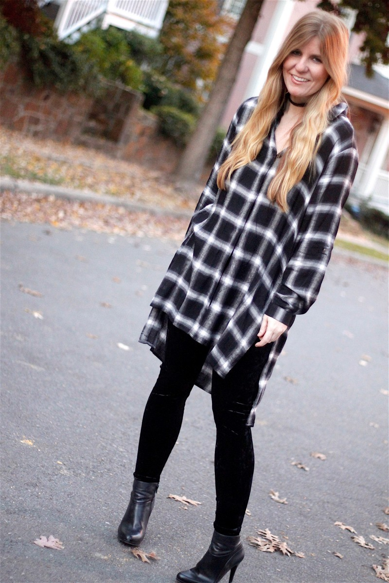gianni-bini-plaid-tunic-3