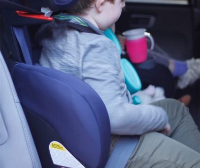 Whiny Wednesdays: Maxi Cosi RodiFix Booster Seat