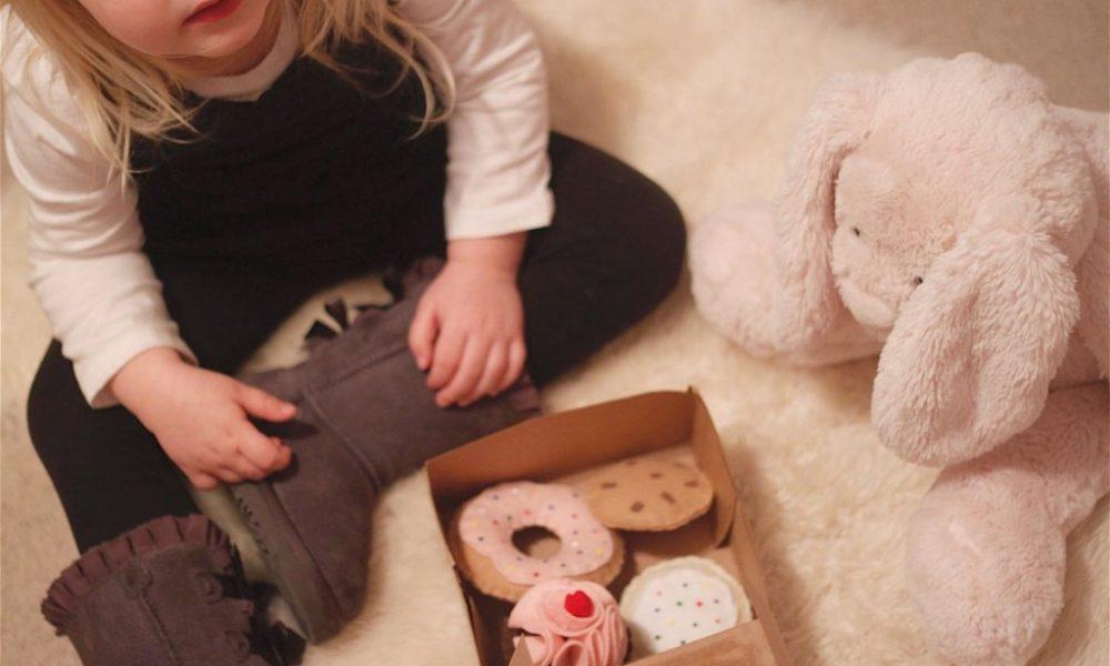 Whiny Wednesdays: The Sweetest Felt Toys