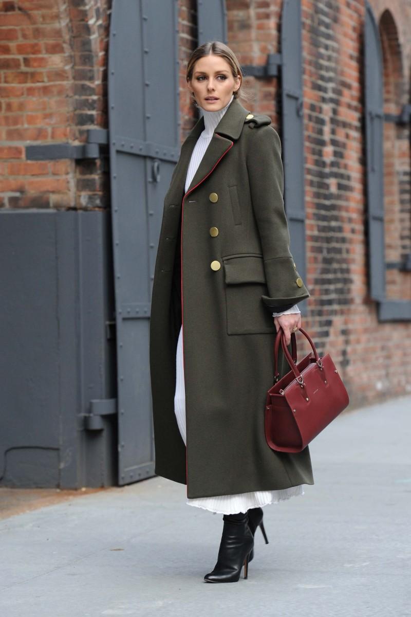 Olivia Palermo longchamp bag