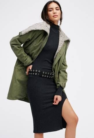 WWDMAGIC trends military jacket
