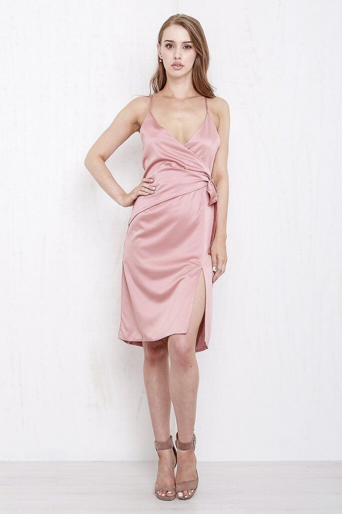 WWDMagic Trend - Satin Dress