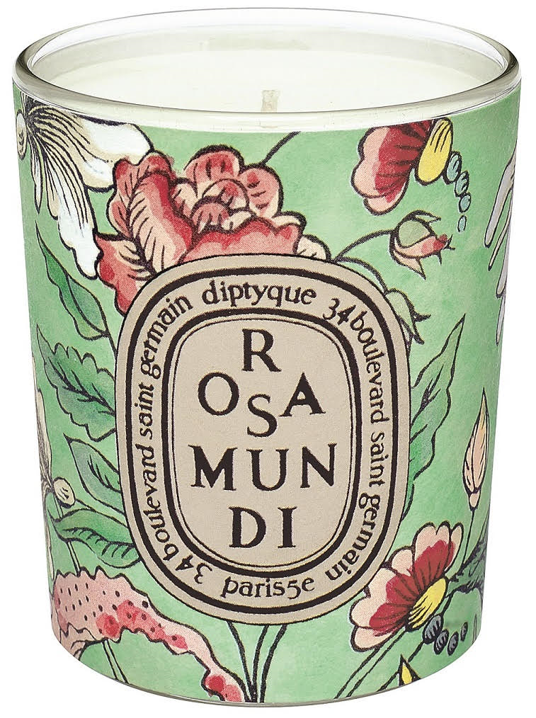 Diptyque Valentine's Day Candle