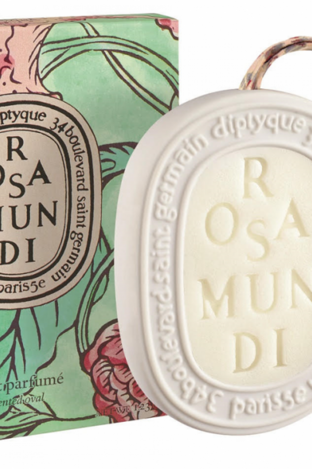 Diptyque Rosa Mundi for Valentine's Day