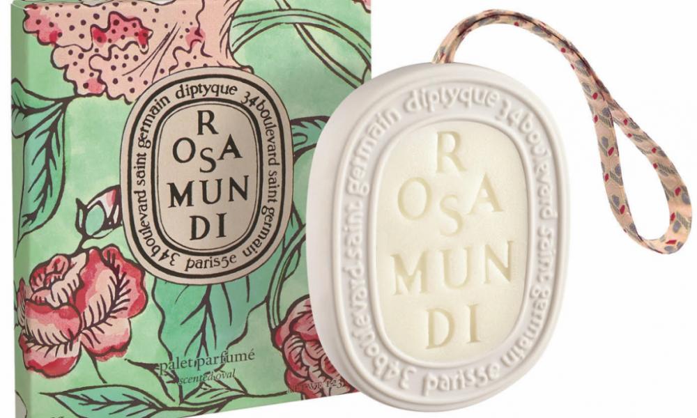 Diptyque Rosa Mundi for Valentine's Day