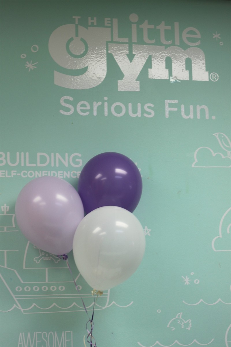 The Little Gym Birthday Party 1