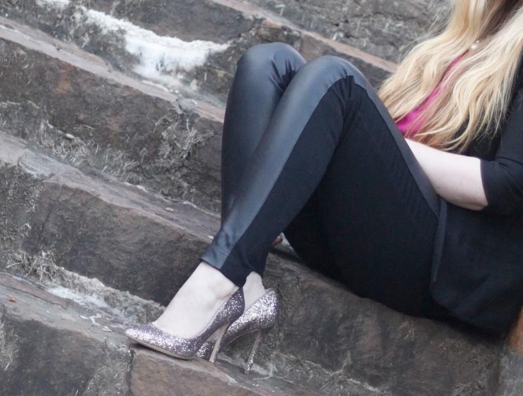 BCBgeneration Glitter Heels