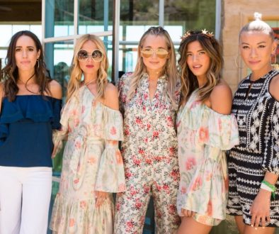 Rachel Zoe's ZOEasis at Coachella