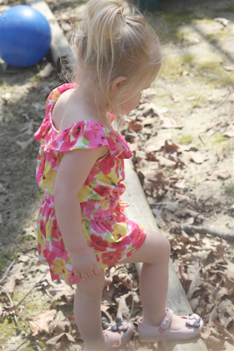 Kate Mack Romper 2