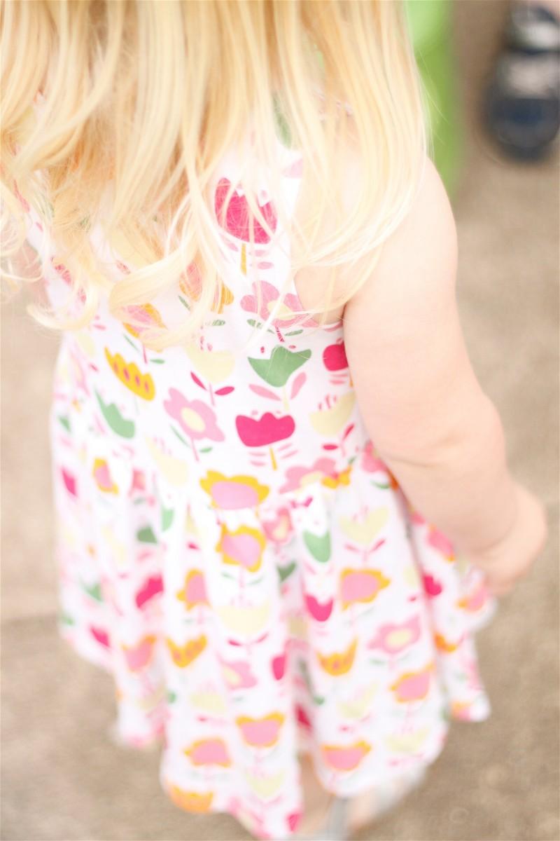 Zutano floral dress 3